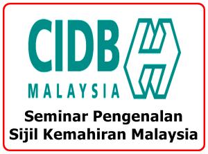 seminar skm cidb