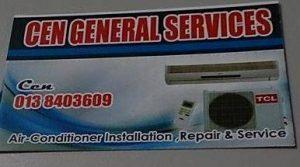 cen general services