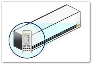 4. set suhu remote